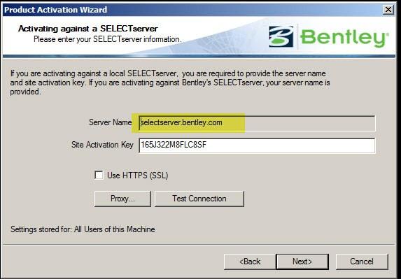 код активации bentley microstation 8