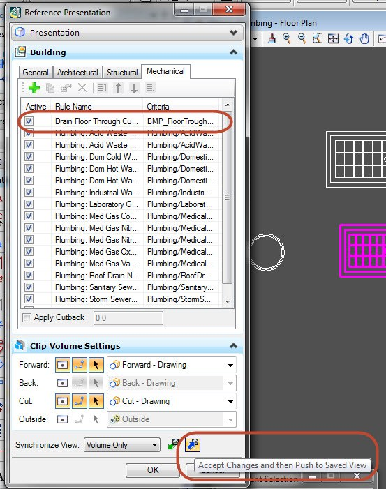 How to customize mechanical plumbing plan symbols in for Custom home builder selection sheet