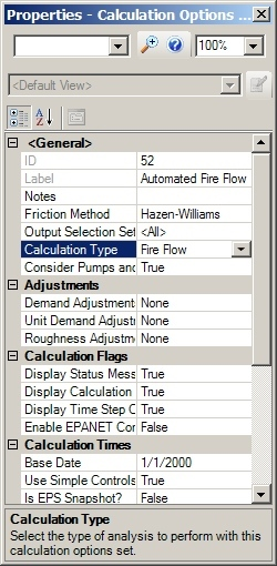Understanding Automated Fire Flow Results - OpenFlows