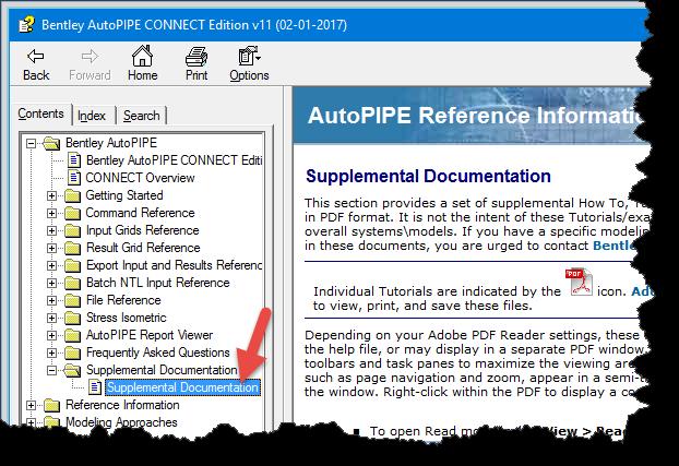 Autopipe Software Manual