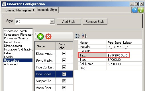 How To Enable Openplant Isometrics Manager To Read Autoplant Spool