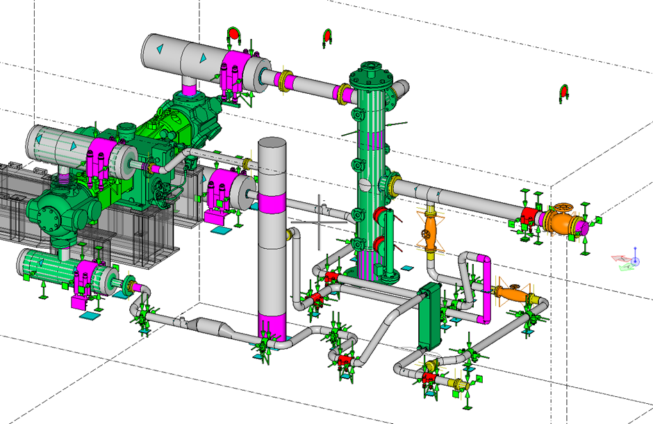 AUTOPIPE AS A MAIN TOOL FOR PIPING DESIGN ? (AutoCAD as a support