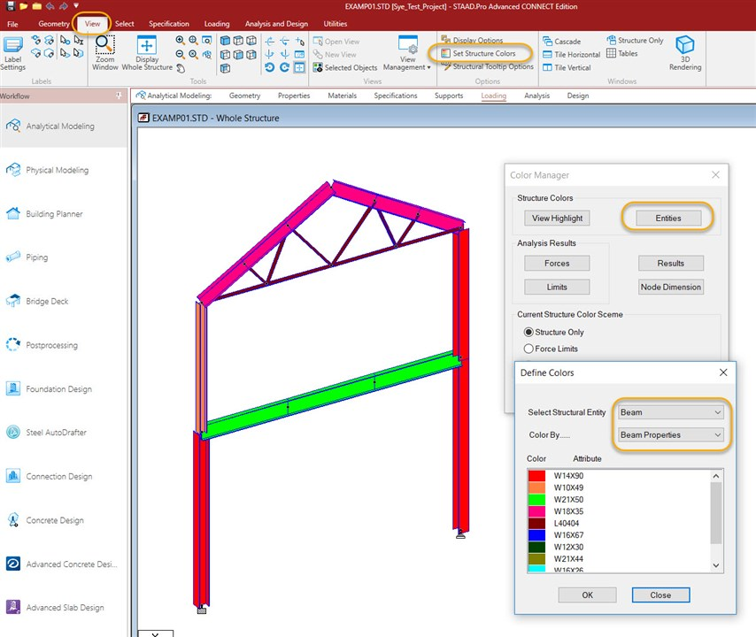 how to create 3d pdf from tekla