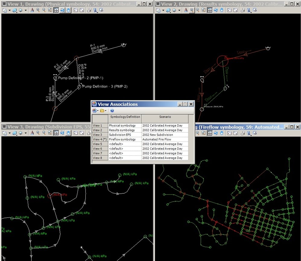 What S New In Watercad And Watergems V8i Selectseries 2