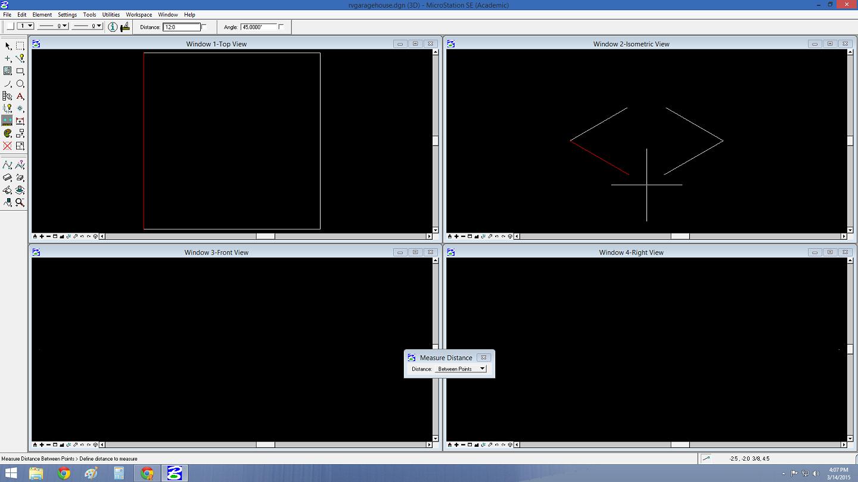 microstation se missing elements in a 3d file. Black Bedroom Furniture Sets. Home Design Ideas