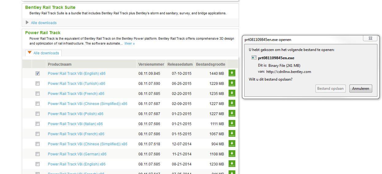 Download Bentley Power Railtrack 08 11 09 845 Openrail