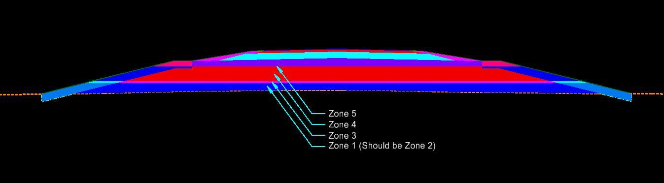 Earth Work In Elevation : Earthwork volumes between specified elevation ranges