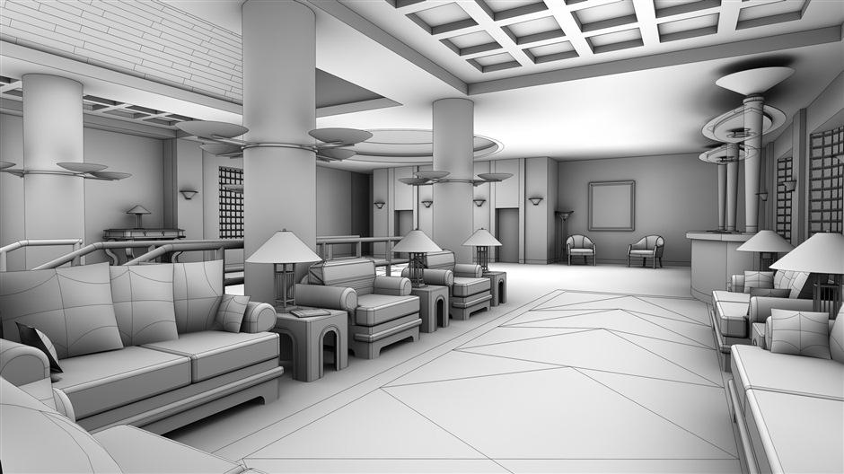 Image gallery occlusion for Al zubair furnishing interior decoration llc