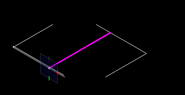 Drawing Lines In Microstation : Extruded drawing missing lines microstation forum