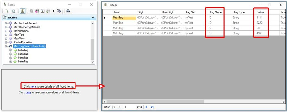 microstation vba how to change text in a text node