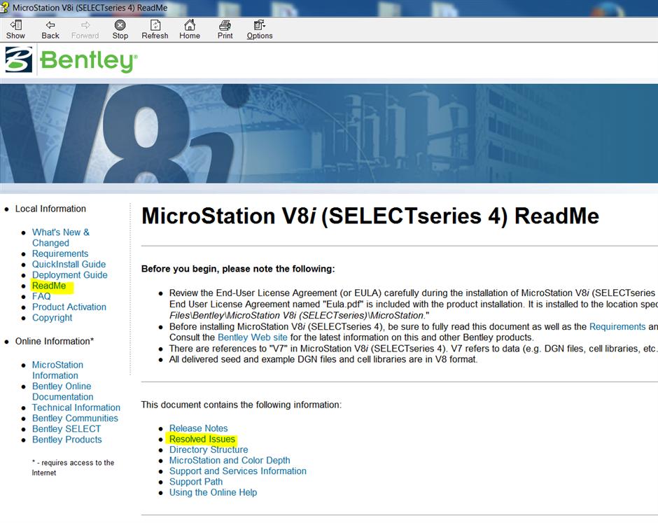 Ss4 Microstation Bug Fixes Microstation Forum