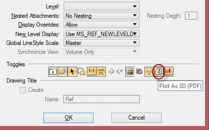 how to open 3d pdf