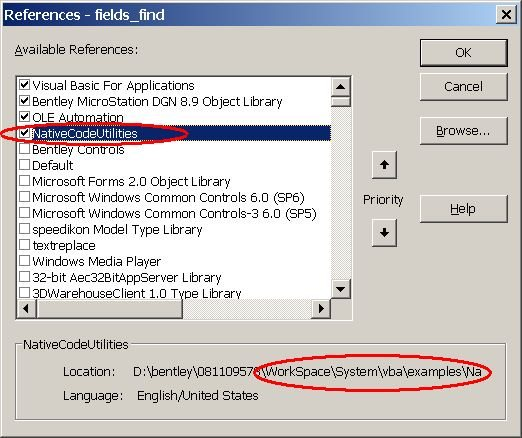 Searching And Selecting Text Fields With VBA