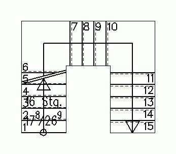 treppe mit podesten bzw wendelungen erzeugen aecosim speedikon wiki deutsch aecosim. Black Bedroom Furniture Sets. Home Design Ideas